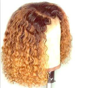 Brazilian Curly Wig